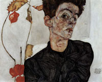 Dystonie Illustration Schiele